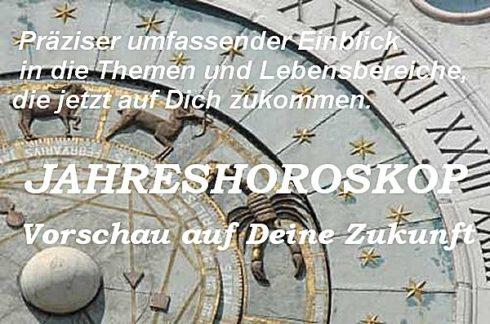 Vorschau-Horoskop