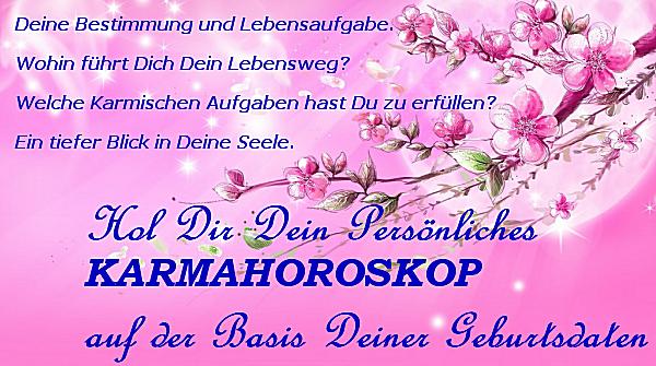 Karmahoroskop