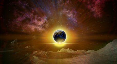 VOLLMOND am 30. November 2020 ist eine Mondfinsternis