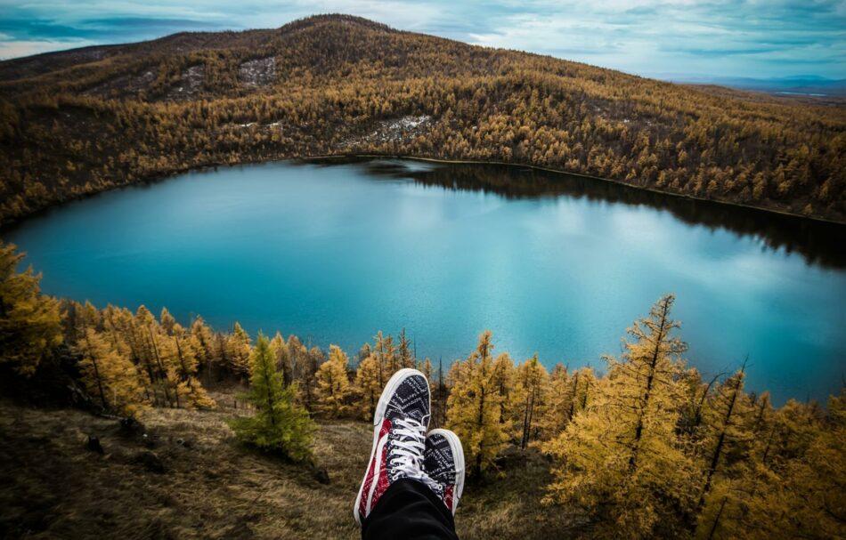 Die innere Ruhe beim Wandern finden